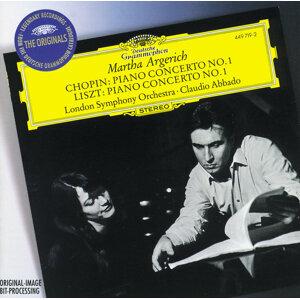 Claudio Abbado,Martha Argerich,London Symphony Orchestra 歌手頭像