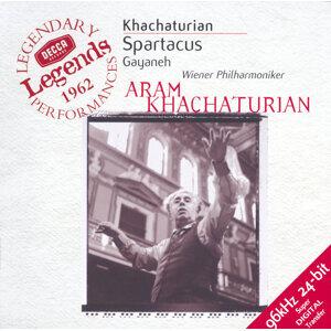 Aram Il'yich Khachaturian,Ernest Ansermet,Wiener Philharmoniker,L'Orchestre de la Suisse Romande 歌手頭像