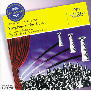 Jewgenij Mrawinskij,Leningrad Philharmonic Orchestra,Kurt Sanderling 歌手頭像