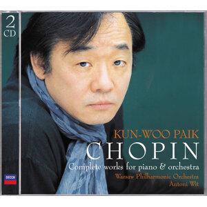 Antoni Wit,Warsaw Philharmonic Orchestra,Kun-Woo Paik 歌手頭像