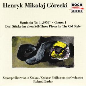 Roland Bader,Krakòw Philharmonic Orchestra 歌手頭像