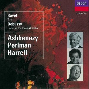 Itzhak Perlman,Lynn Harrell,Vladimir Ashkenazy