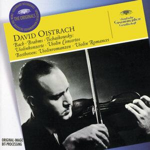 Franz Konwitschny,David Oistrakh,Eugene Goossens 歌手頭像