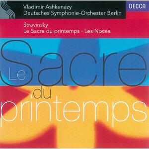 Deutsches Sinfonie-Orchester, Berlin,Piano Circus,Ernst Senff Chamber Choir,Vladimir Ashkenazy 歌手頭像