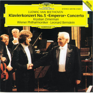 Leonard Bernstein,Wiener Philharmoniker,Krystian Zimerman 歌手頭像