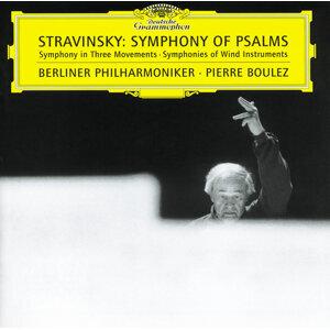 Berliner Philharmoniker,Sigurd Brauns,Pierre Boulez,Berlin Radio Chorus 歌手頭像