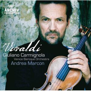 Andrea Marcon,Venice Baroque Orchestra,Giuliano Carmignola