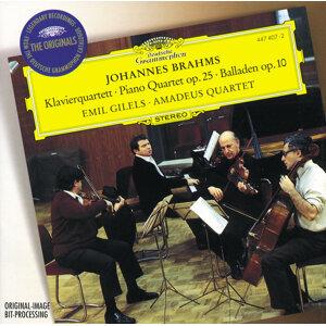 Amadeus Quartet,Emil Gilels
