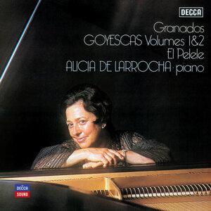 Alicia de Larrocha,London Philharmonic Orchestra,Rafael Frühbeck de Burgos 歌手頭像