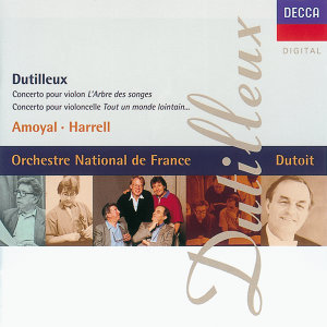Orchestre National De France,Pierre Amoyal,Charles Dutoit,Lynn Harrell 歌手頭像