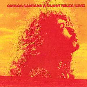 Carlos  Santana, Buddy Miles