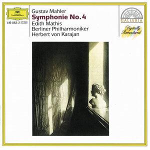Herbert von Karajan,Edith Mathis,Michel Schwalbé,Berliner Philharmoniker 歌手頭像