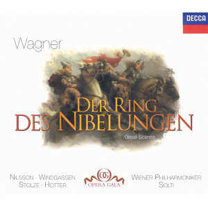 Sir Georg Solti,Wolfgang Windgassen,Gerhard Stolze,Birgit Nilsson,Wiener Philharmoniker,Hans Hotter 歌手頭像