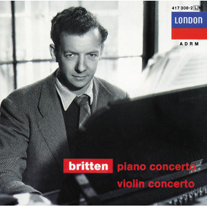 English Chamber Orchestra,Mark Lubotsky,Sviatoslav Richter,Benjamin Britten 歌手頭像