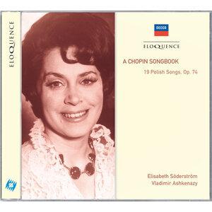 Elisabeth Söderström,Vladimir Ashkenazy 歌手頭像