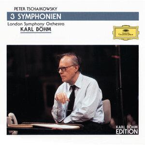 Karl Böhm,London Symphony Orchestra 歌手頭像