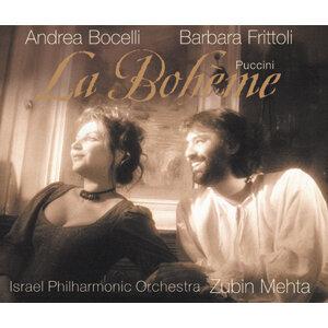 Andrea Bocelli,Barbara Frittoli,Israel Philharmonic Orchestra,Zubin Mehta 歌手頭像
