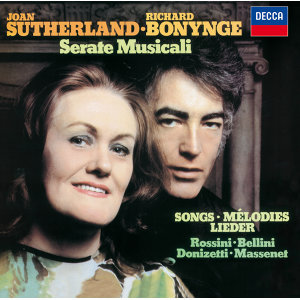 Dame Joan Sutherland,Richard Bonynge 歌手頭像