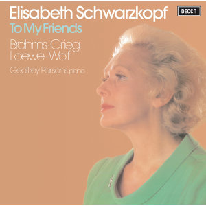 Elisabeth Schwarzkopf,Geoffrey Parsons 歌手頭像