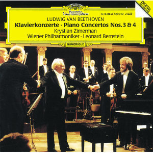 Leonard Bernstein,Krystian Zimerman,Wiener Philharmoniker 歌手頭像