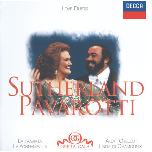 Richard Bonynge,The National Philharmonic Orchestra,Dame Joan Sutherland,Luciano Pavarotti 歌手頭像