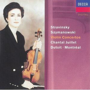 Charles Dutoit,Chantal Juillet,Orchestre Symphonique de Montréal 歌手頭像
