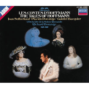 Dame Joan Sutherland,L'Orchestre de la Suisse Romande,Gabriel Bacquier,Plácido Domingo,Richard Bonynge 歌手頭像