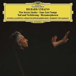 Berliner Philharmoniker,Herbert von Karajan,Gundula Janowitz 歌手頭像