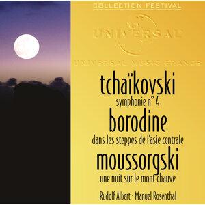 Manuel Rosenthal,Orchestre des Concerts Lamoureux,Rudolf Albert,Orchestre Théâtre National De L'Opéra De Paris 歌手頭像