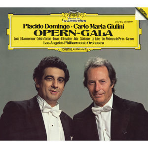 Plácido Domingo,Los Angeles Philharmonic,Carlo Maria Giulini 歌手頭像