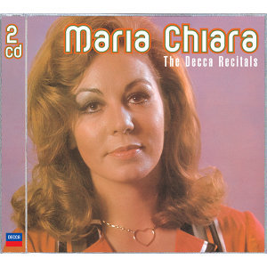 Maria Chiara 歌手頭像