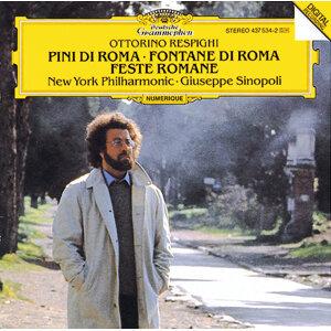New York Philharmonic Orchestra,Giuseppe Sinopoli