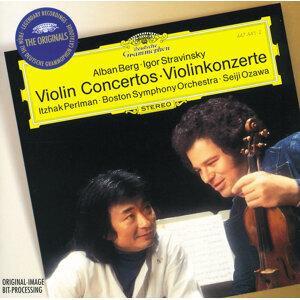 Zubin Mehta,Seiji Ozawa,New York Philharmonic Orchestra,Boston Symphony Orchestra,Itzhak Perlman 歌手頭像