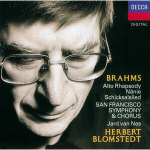 Herbert Blomstedt,San Francisco Symphony Chorus,Jard van Nes,San Francisco Symphony 歌手頭像