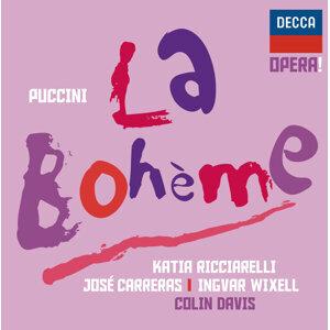 Katia Ricciarelli,Sir Colin Davis,Orchestra of the Royal Opera House, Covent Garden,José Carreras 歌手頭像