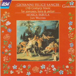 Musica Fabula,Jan Walters,Alastair Hamilton 歌手頭像