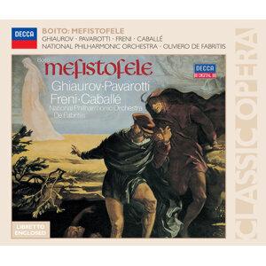Luciano Pavarotti,The National Philharmonic Orchestra,Montserrat Caballé,Nicolai Ghiaurov,Oliviero de Fabritiis,Mirella Freni 歌手頭像