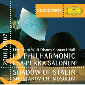 Esa-Pekka Salonen,Vladislav Sulimsky,Tatiana Pavlovskaya,Los Angeles Philharmonic,Benjamin von Atrops,Michael Hendrick 歌手頭像