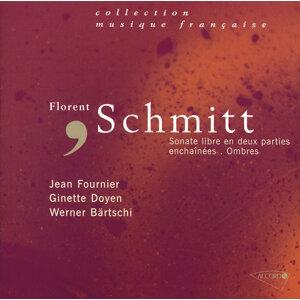 Jean Fournier,Ginette Doyen,Werner Bärtschi 歌手頭像