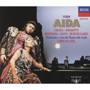 Maria Chiara,Luciano Pavarotti,Orchestra del Teatro alla Scala di Milano,Coro del Teatro alla Scala di Milano,Lorin Maazel 歌手頭像