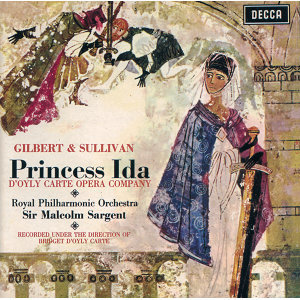 Sir Malcolm Sargent,Royal Philharmonic Orchestra,The D'Oyly Carte Opera Company 歌手頭像