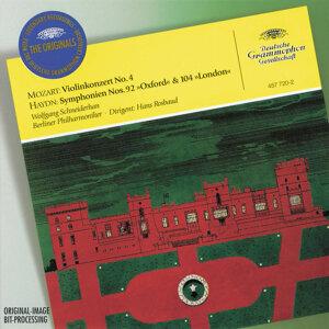 Wolfgang Schneiderhan,Hans Rosbaud,Berliner Philharmoniker 歌手頭像