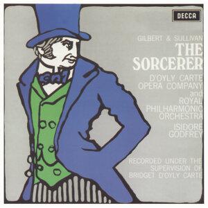 The D'Oyly Carte Opera Company,Isidore Godfrey,Royston Nash,Royal Philharmonic Orchestra 歌手頭像