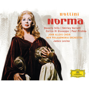 Enrico di Giuseppe,James Levine,The John Alldis Choir,Shirley Verrett,New Philharmonia Orchestra,Beverly Sills,Paul Plishka 歌手頭像