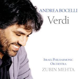 Zubin Mehta,Andrea Bocelli,Israel Philharmonic Orchestra 歌手頭像