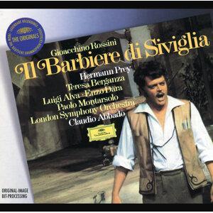Hermann Prey,Teresa Berganza,Claudio Abbado,London Symphony Orchestra,Luigi Alva 歌手頭像