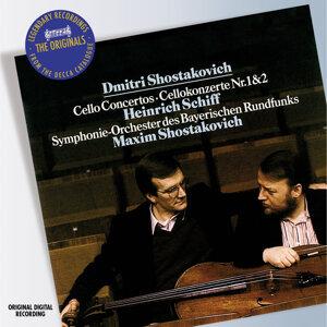 Maxim Shostakovich,Symphonieorchester des Bayerischen Rundfunks,Heinrich Schiff 歌手頭像