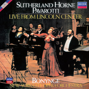 Luciano Pavarotti,Marilyn Horne,New York City Opera Orchestra,Richard Bonynge,Dame Joan Sutherland 歌手頭像