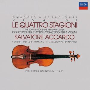 Salvatore Accardo,I Solisti Di Napoli 歌手頭像