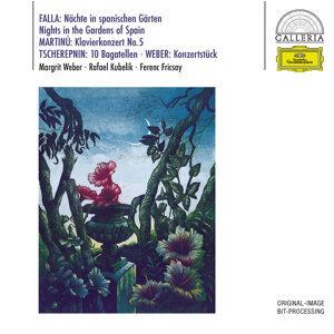 Margrit Weber,Rafael Kubelik,Symphonieorchester des Bayerischen Rundfunks,Ferenc Fricsay,Radio-Symphonie-Orchester Berlin 歌手頭像